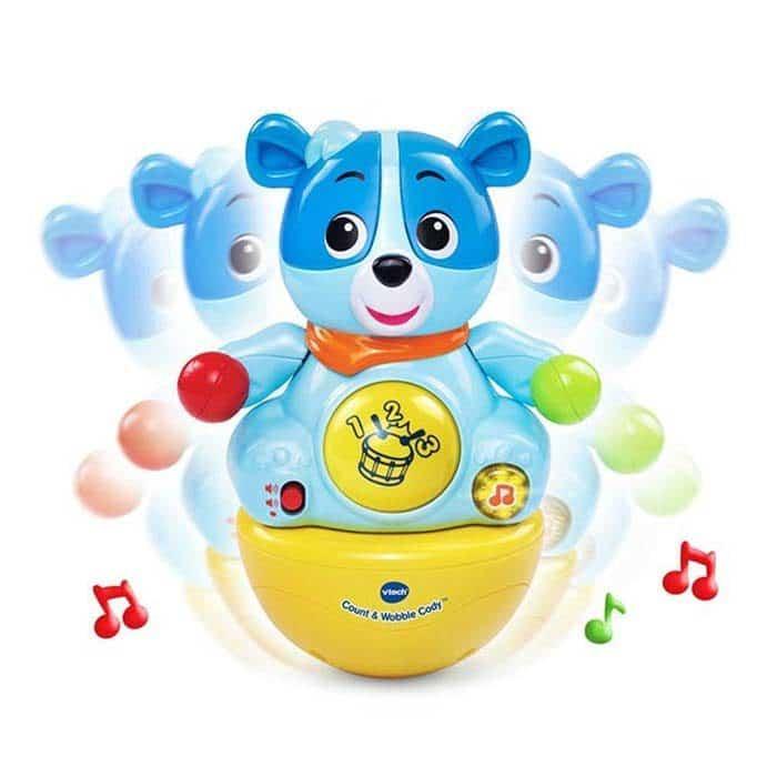 خرس موزیکال تعادلی