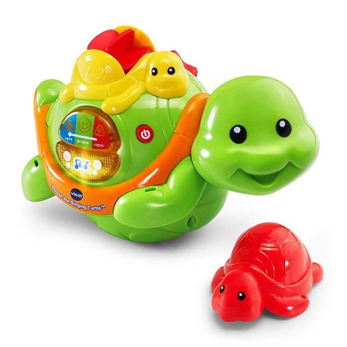 اسباب بازی موزیکال حمام مدل THERMOMETER
