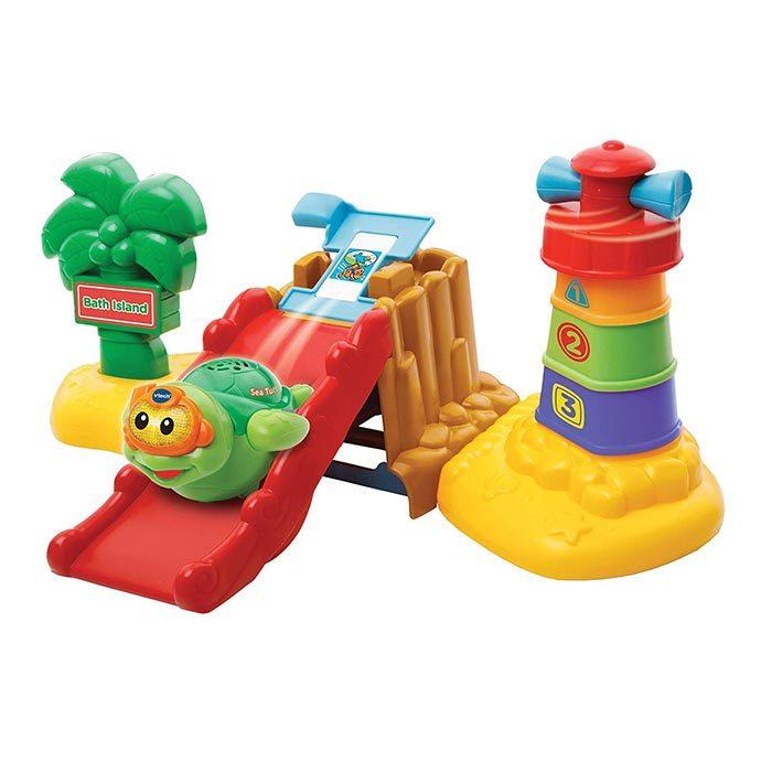 اسباب بازی موزیکال حمام مدل TOOT SPLASH