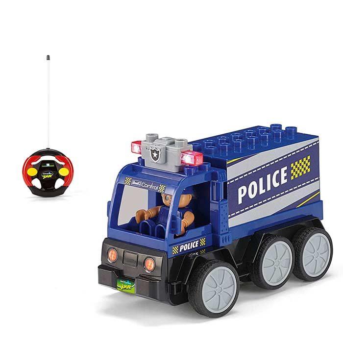 اسباب بازی کامیون پلیس