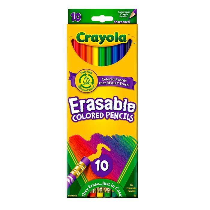 مداد رنگی 10 رنگ