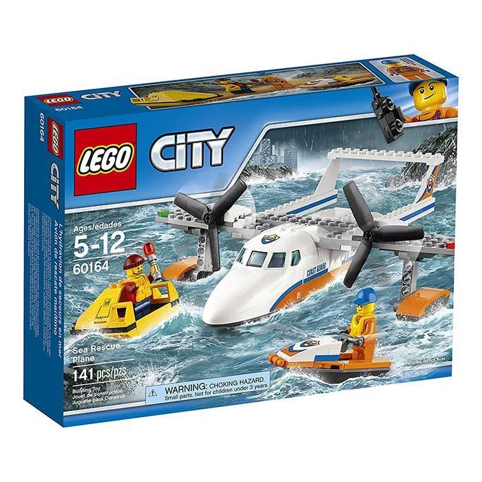 لگو Sea Rescue Plane
