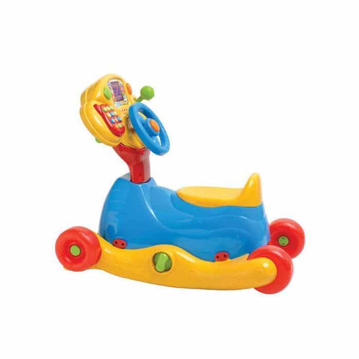 راکر و چهار چرخ بازی کودک