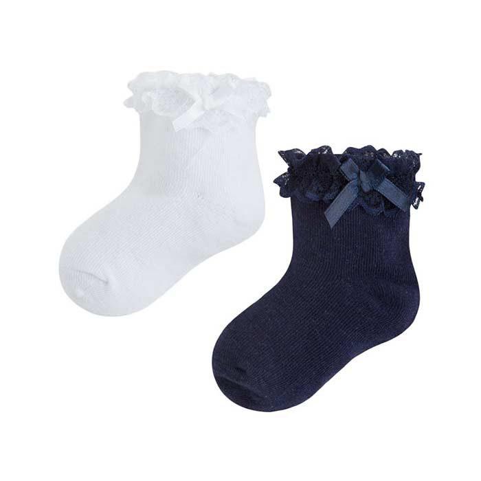 جوراب دو جفتی دخترانه