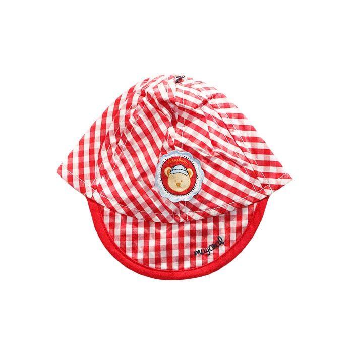کلاه تابستانی نوزاد