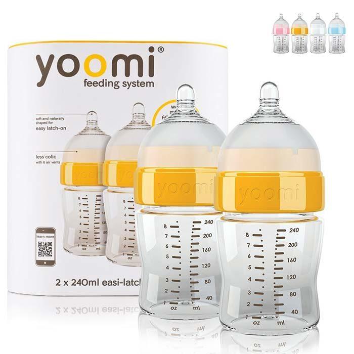 شیشه شیر 240 میلی لیتری 2 عددی