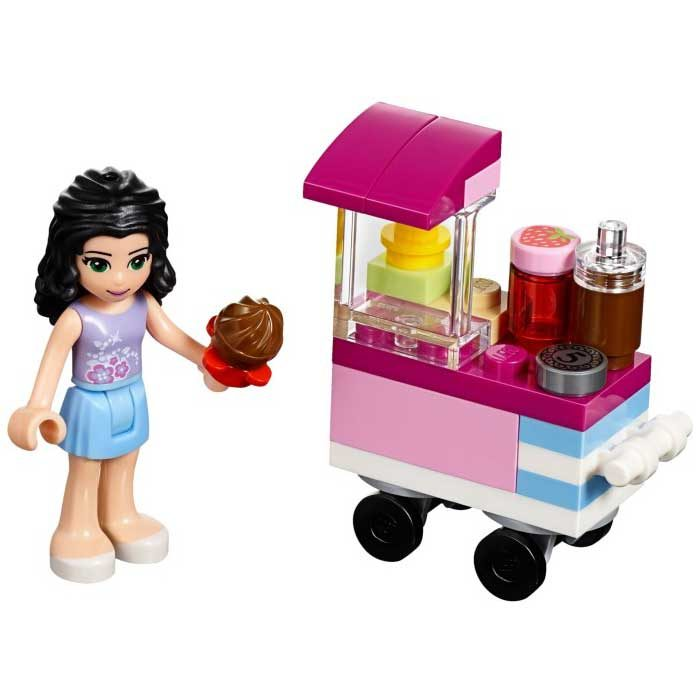 Friends Cup Cake Stall & HLC Golf mini (2 PACK)