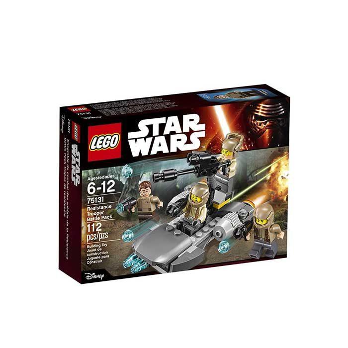 لگو Resistance Trooper Battle Pack