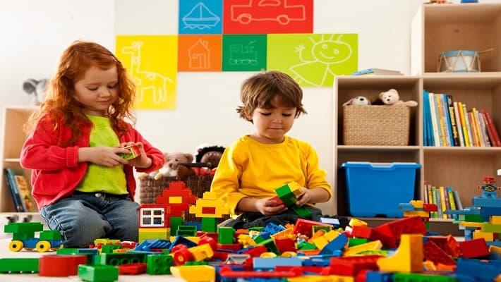 لگو یا اسباب بازی های ساخت و ساز